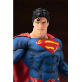 Kotobukiya Artfx+ - Superman Rebirth 1/10 En Stock