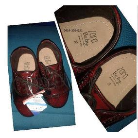 Zapatos Zara Orginales De Niño. Nuevos. Talla 20