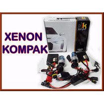 Kit Xenon Hid Kompak 9005 O H10 Balastra Slim35w Dc Garantia