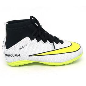878e73ff5f Chuteira Infantil Nike Nº 27 - Chuteiras Nike para Infantis Branco ...