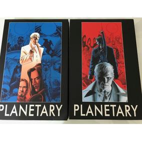 Absolute Planetary Vol 1 + Vol 2 Novos Warren Ellis Cassaday