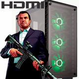 Pc Armada Dual Core 4gb Ddr3 1tb Hdmi Oficina Trabajo Hogar-