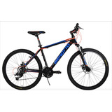 Bicicleta Benotto Xc-6000 Frenos Disco 24 Velocidades