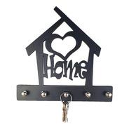 Porta Chaves Decorativo Casa Home Mdf