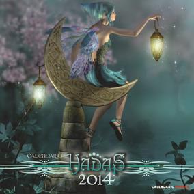 Calendario Hadas 2014 (calendarios Y Agendas); Ciruelo