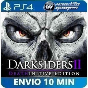 Darksiders 2 Ps4 Psn Português Original2