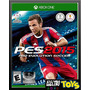 Xbox One Pes 15 Pro Evolution Soccer 2015 Nuevo Sellado!!!