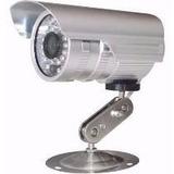 Câmera Aprica Ccd Video Led Lente 3.6mm 700 Linhas Com Infra