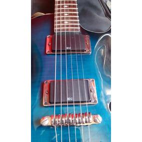 Guitarra Ibanez Art 320 Micrófonos Act.