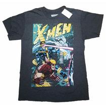 Remeras X-men Marvel Originales Talle M Xl Importadas Nuevas