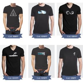 21caf471b5d9e Kit 3 Camisetas Surf Combo Camisas Originais Frete Grátis