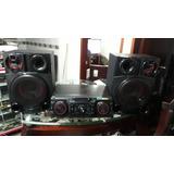 Equipo De Sonido Lg Cm8350