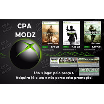 Call Of Duty Black Ops Mw 2 3 E 4 Transformes 1 E 2 Midia D.