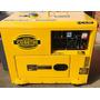 Planta Generador Electrico Jyuan 6kva A Diesel Nueva