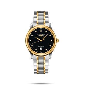 The Longines Master Collection L2.628.5 Oro Y Diamantes
