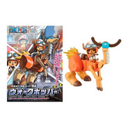 Chopper Robo Super 5 Walk Hopper One Piece Bandai Model Kit