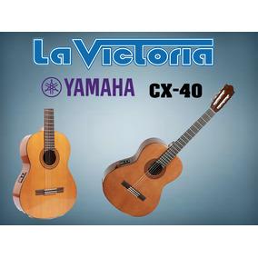 Guitarra Electroacustica Yamaha Cx-40