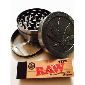 Picador Raw De Tabaco + Filtros Papel Raw // Metal / Oferta