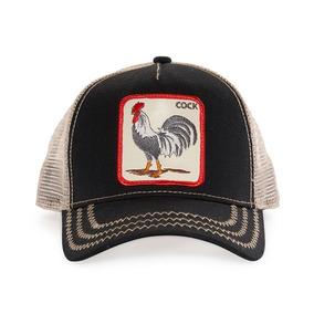 Gorra Goorin Bros Baseball Rooster Gallo Animal Farm Trucker