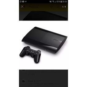 Play 3 Con 500gb 2 Controles 12 Juego Digital Y 5 Fisico
