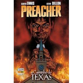 Preacher Vol 1 Vertigo