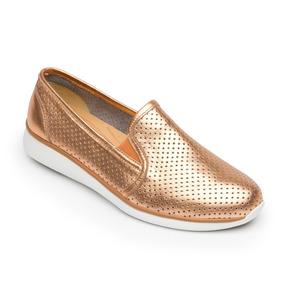 Flexi Loreta Zapato Deportivo Para Mujer 28202 Talla 3, Oro