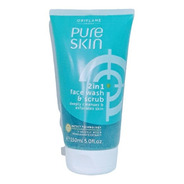 Pure Skin Gel Exfoliante Facial Limpiez - mL a $220