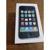 Caja Iphone 3gs Con Plastico Y Folleteria 16gb