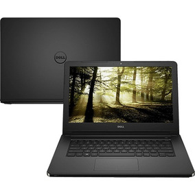 Notebook Dell Inspiron I14-5452-d03p Quad Core 4gb + 750gb