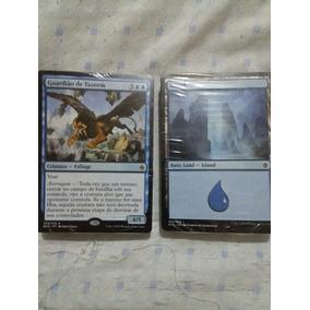 Deck Magic Azul Standard Com 75 Cartas Em Português