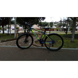 Bicicleta Trinx Aluminio Aro 26 Ocasion