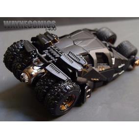 Batimovil Dark Knight Hot Wheels 1:50 Batmobile Batman