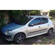 Vendo Peugeot 206 1.9 Xr Diésel Modelo 2000 . Km 146.000