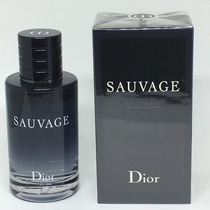 Perfume Dior Sauvage Masculino Edt. 100ml - 100% Original