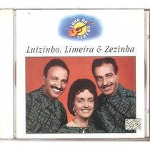 Cd Luizinho, Limeira E Zezinha - Luar Do Sertao