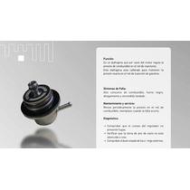 Regulador Presion Combustible Pre Ford Topaz 4 Cilindros