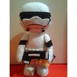 Muñecos Figuras Clones De Star War En Paño Lency (fieltro)