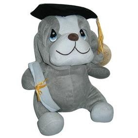Peluche Perro Graduacion