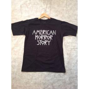 Camisa American Horror Story - Produto Oficial