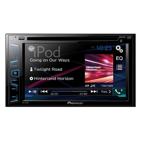 Autoestéreo Pantalla Led Touch Pioneer Avhx2850bt Env Gratis