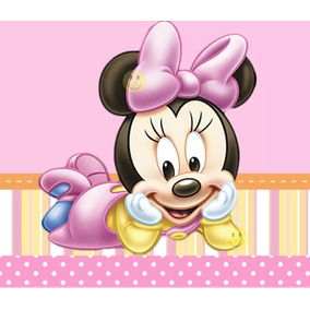Kit Imprimible Para Tu Fiesta De Minnie Mouse Bebe