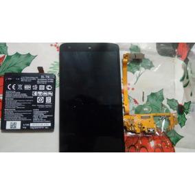 Pantalla Display + Flex Centro De Carga+ Batería Nexus 5