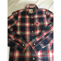 Camisa Abercrombie/hollister Talla S Nueva De Hombre
