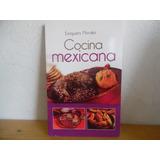 Libro Cocina Mexicana, Variedad De Recetas Libro Tipo Pdf
