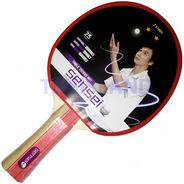 Paleta De Ping Pong Sensei 2* Star Plus Tenis De Mesa