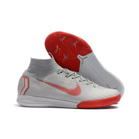 Chuteira Futsal Nike 360 - Chuteiras Nike Cinza escuro no Mercado ... d347495c2653c