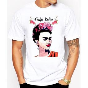 Playeras Frida Khalo Moda Calidad Y Diseño Oferta