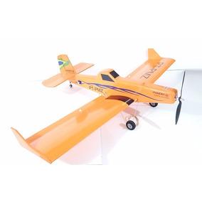Aeromodelo Ipanema 100cm Com Motor Esc Servos Bateria Radio