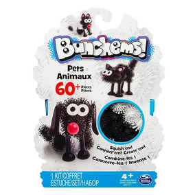 Bunchems Set 3 Personajes Spin Master 6027926