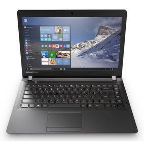 Laptop Lenovo Ideapad 100 Intel N3540 4gb 15.6 Refurbished